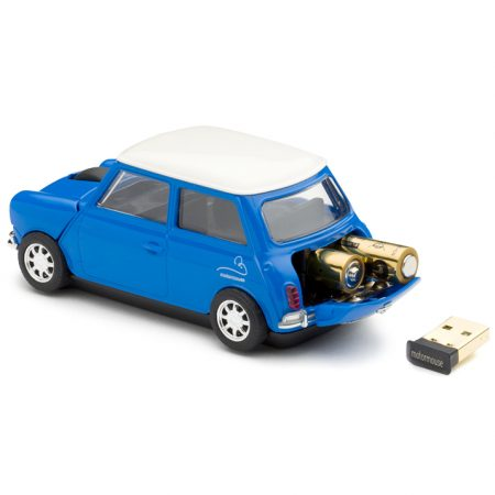 Classic Mini Cooper S Wireless Computer Mouse