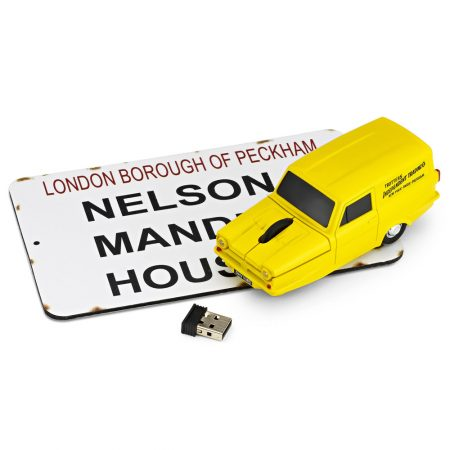 'Only Fools and Horses' Trotters Van Wireless Computer Mouse